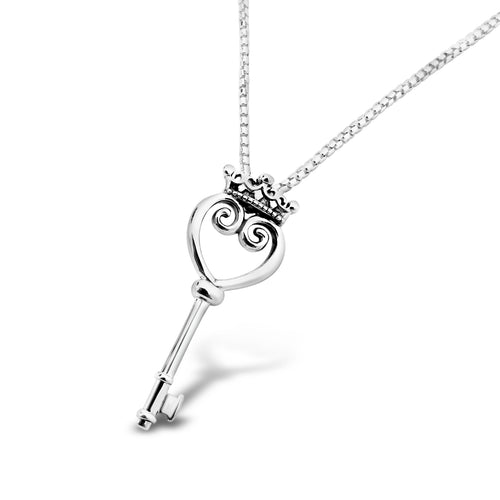 Queen of Hearts Key - Small