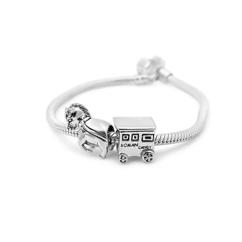 Roman Candy Couture Charm