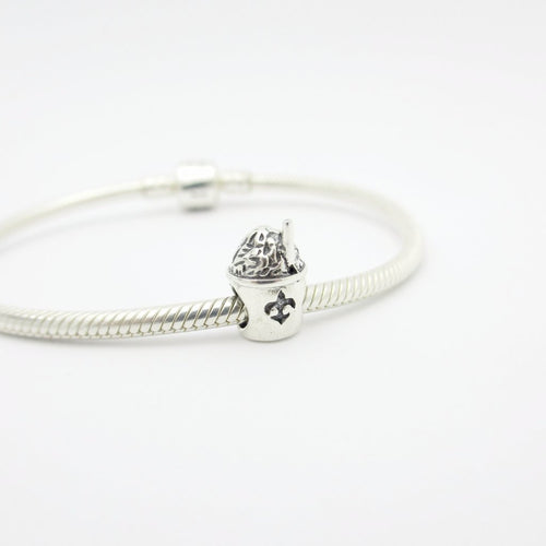 Snowball Couture Charm
