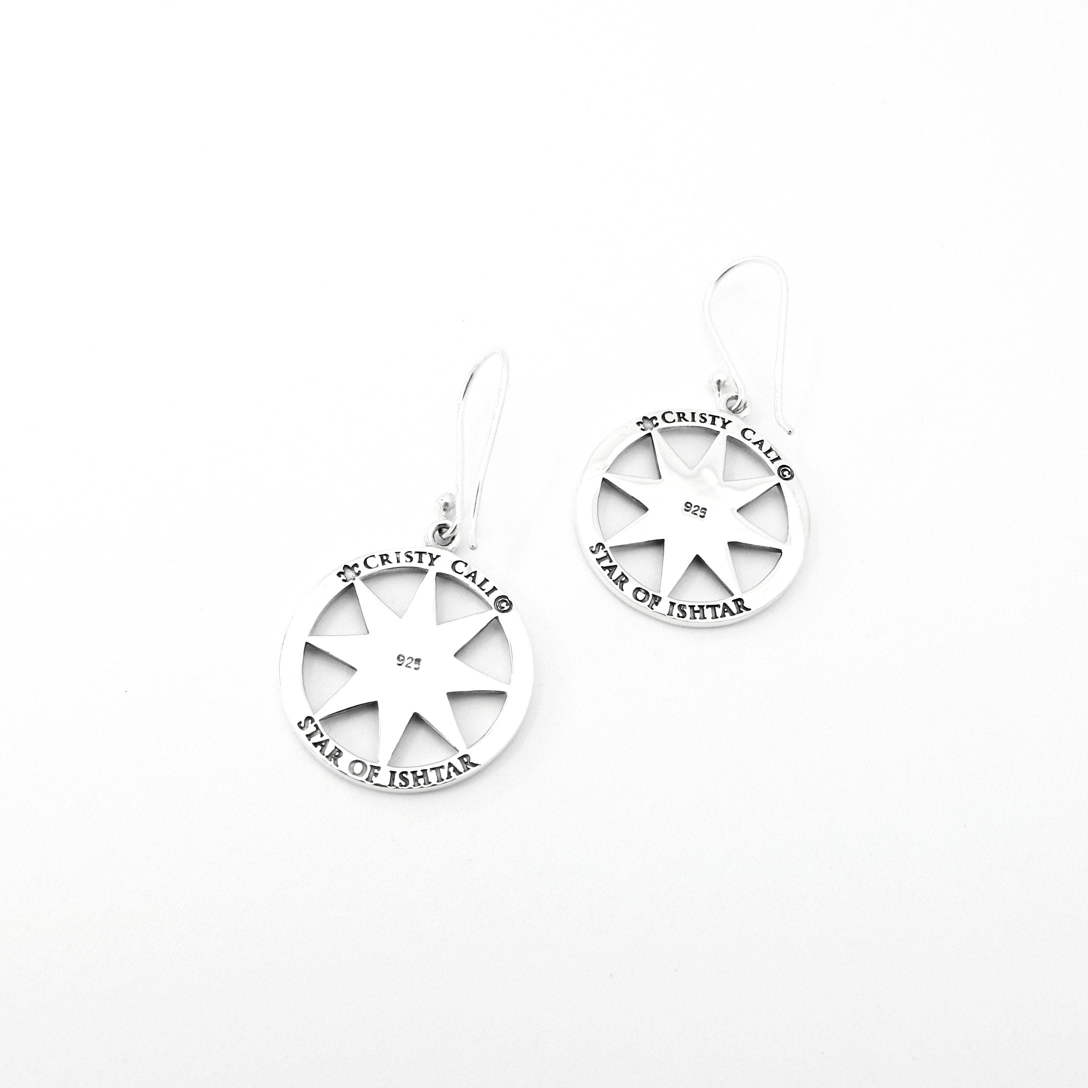 Divine Star of Ishtar Earrings