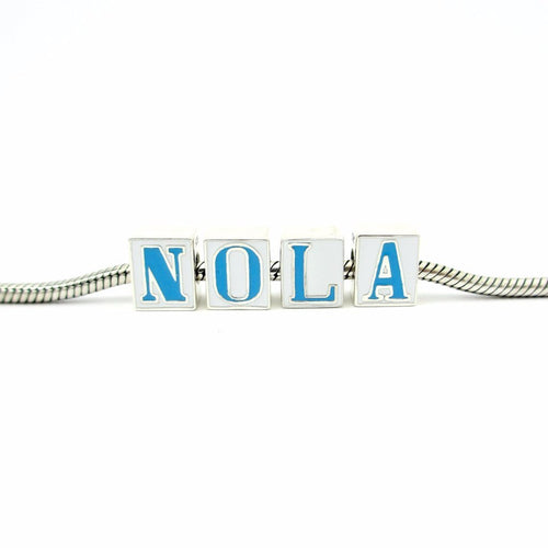 New Orleans Street Tile Couture Charm