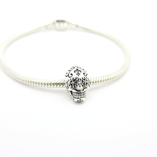Masquerade Sugar Skull *Limited Edition* Couture Charm