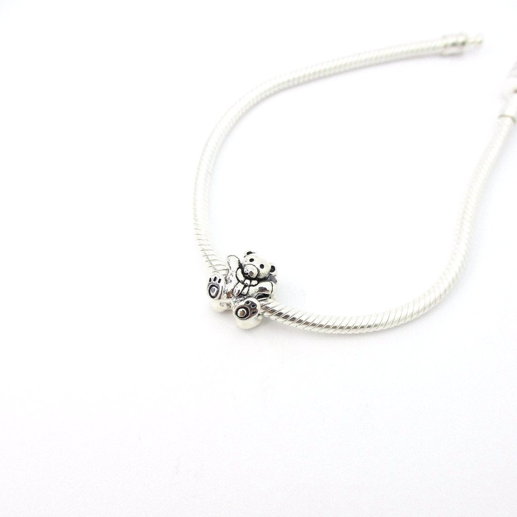 Bear Cub Couture Charm
