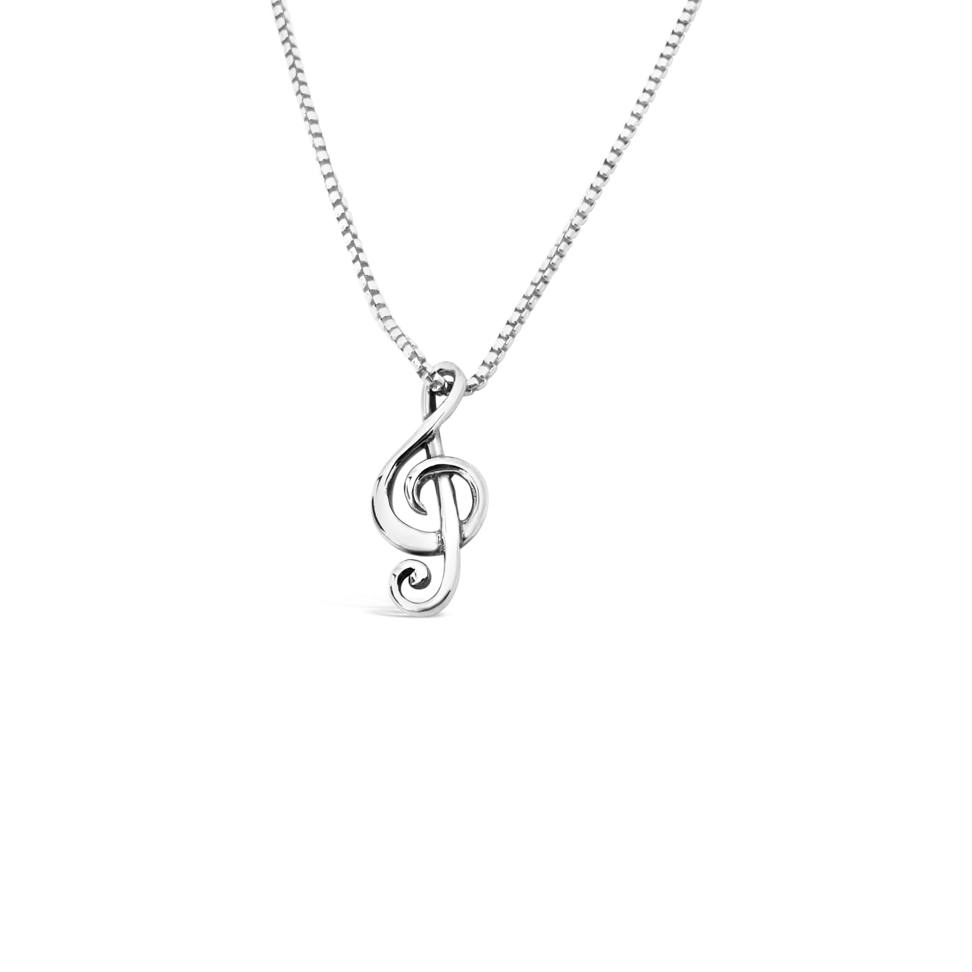 Treble Clef - Small
