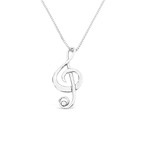 Treble Clef - Large