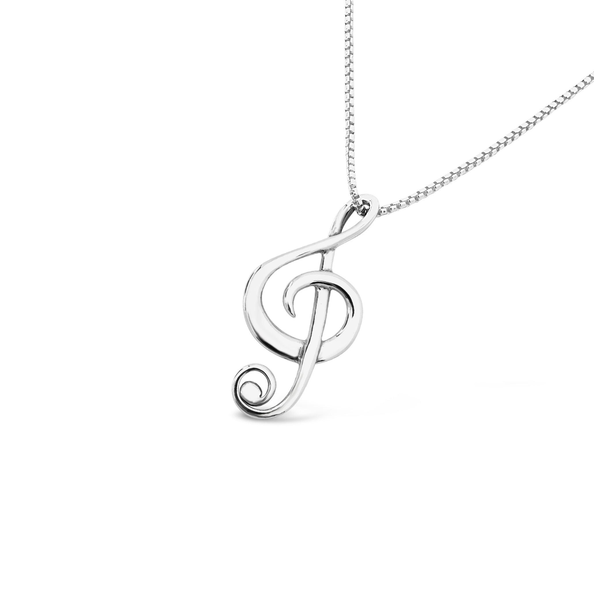 Treble Clef - Medium