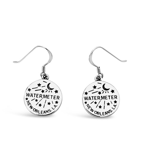 New Orleans Water Meter Earrings