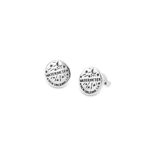 New Orleans Water Meter Mini Studs