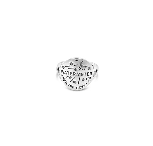 New Orleans Water Meter Ring