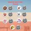 Emoji Button Pack