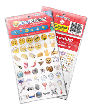 Emoji Stickers All New Packs