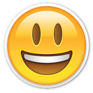 Smiling Face with Open Mouth