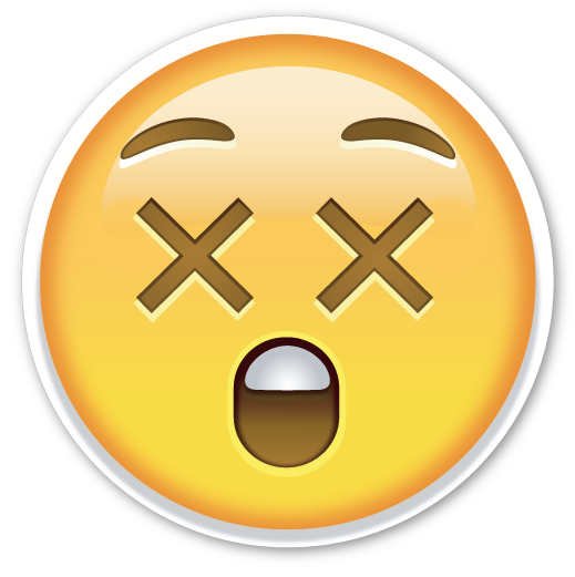 Astonished Face Emojistickers