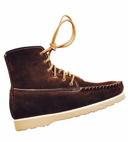 Chestnut Grove Boot with Sheepskin Lining
