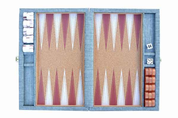 Pierrepont Hicks Backgammon Set