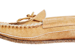 Sand Canoe Moc with Crepe Sole