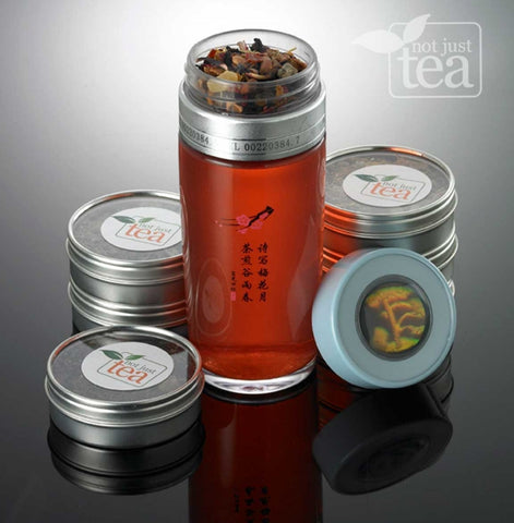 Specialty Tea Thermos Gift Set