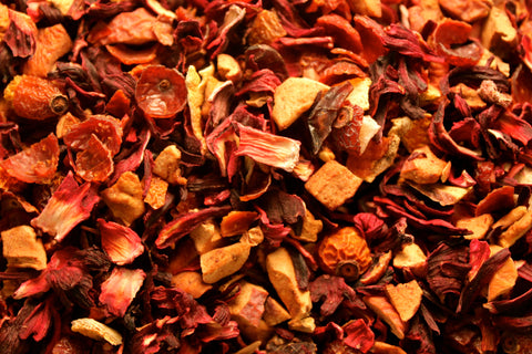 "Sassy Strawberry - Herbal Tea - ""Jenny's Favorite"""