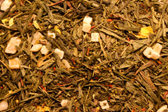 "Sencha Tropica - Green Tea - ""Fragrant Tea with Pineapple and Papaya"""