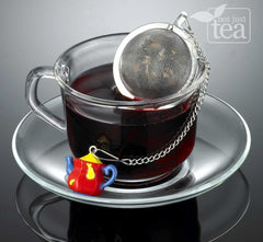 Silver Mesh Tea Infuser- Assorted Varieties