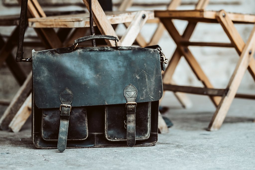 What is the most stylish 'man bag' for a middle-aged man?