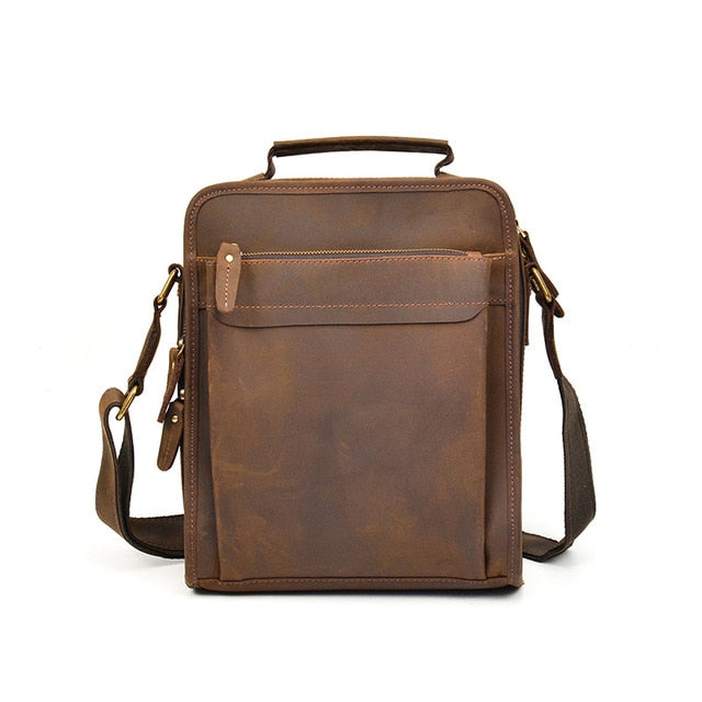 Cross body Small Satchel With An Attitude - Lexther