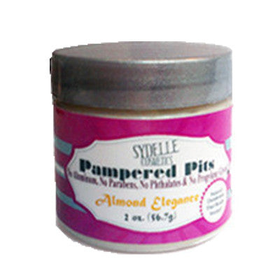 Pampered Pits Cream Deodorant (Women's Fragrances)