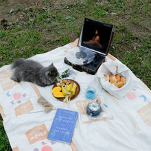 Load image into Gallery viewer, Katsa Picnic Mat