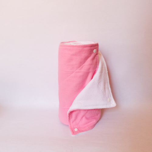 Pink Unpaper Towels
