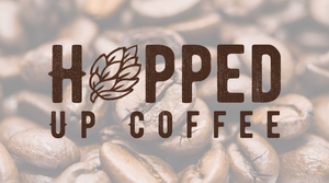 Hopped Up Coffee: A Craft Coffee for Beer Lovers – Your Chance to Buy Coffee Beans Locally