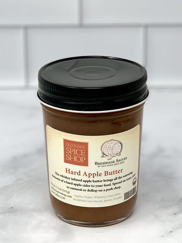 Hard Apple Butter