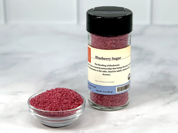 Blueberry Sugar