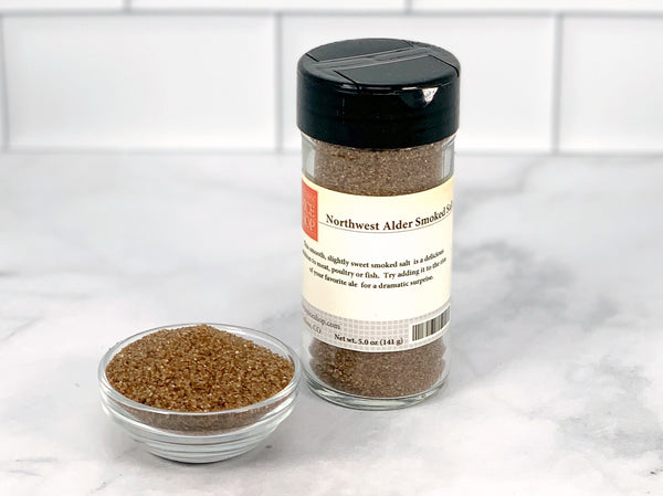 Northwest Alder Smoked Salt