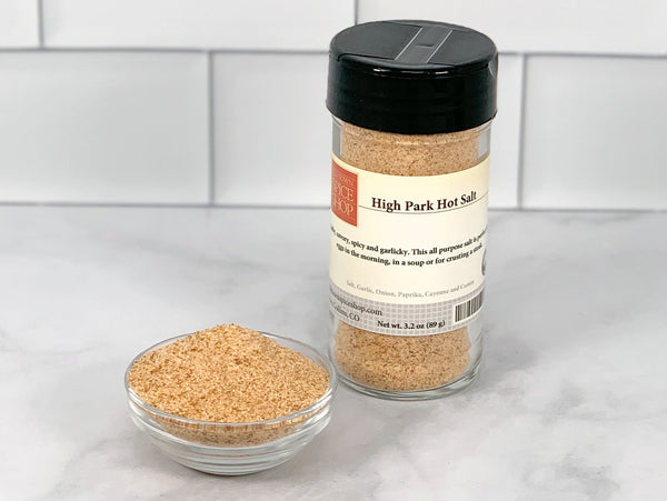 High Park Hot Salt