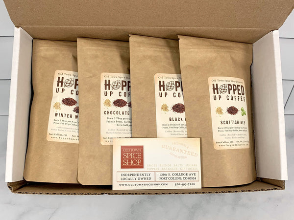 Hopped Up Coffee Sampler