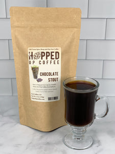 Chocolate Stout Coffee - Hopped Up Coffee