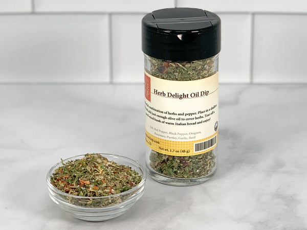 Herb Delight Oil Dip