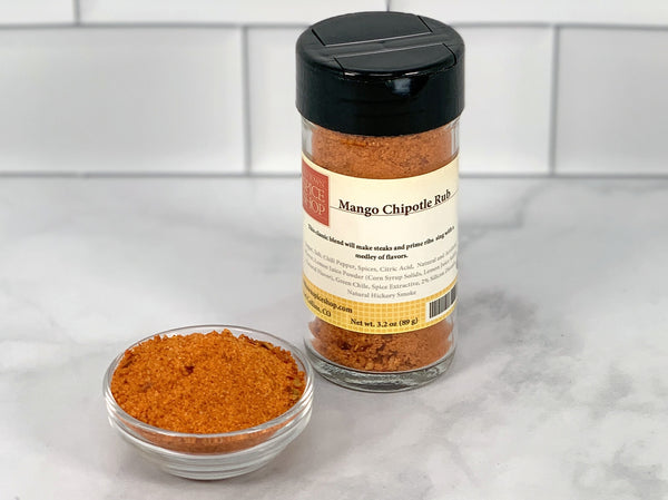 Mango Chipotle Rub