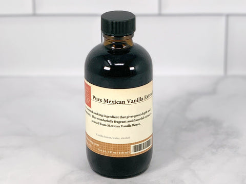 Pure Mexican Vanilla Extract