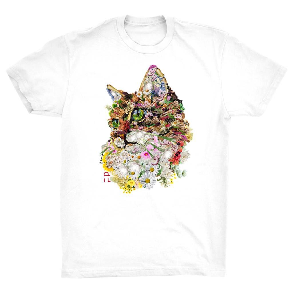 Vegan Kitty | Organic | Unisex - FacePlant Tees