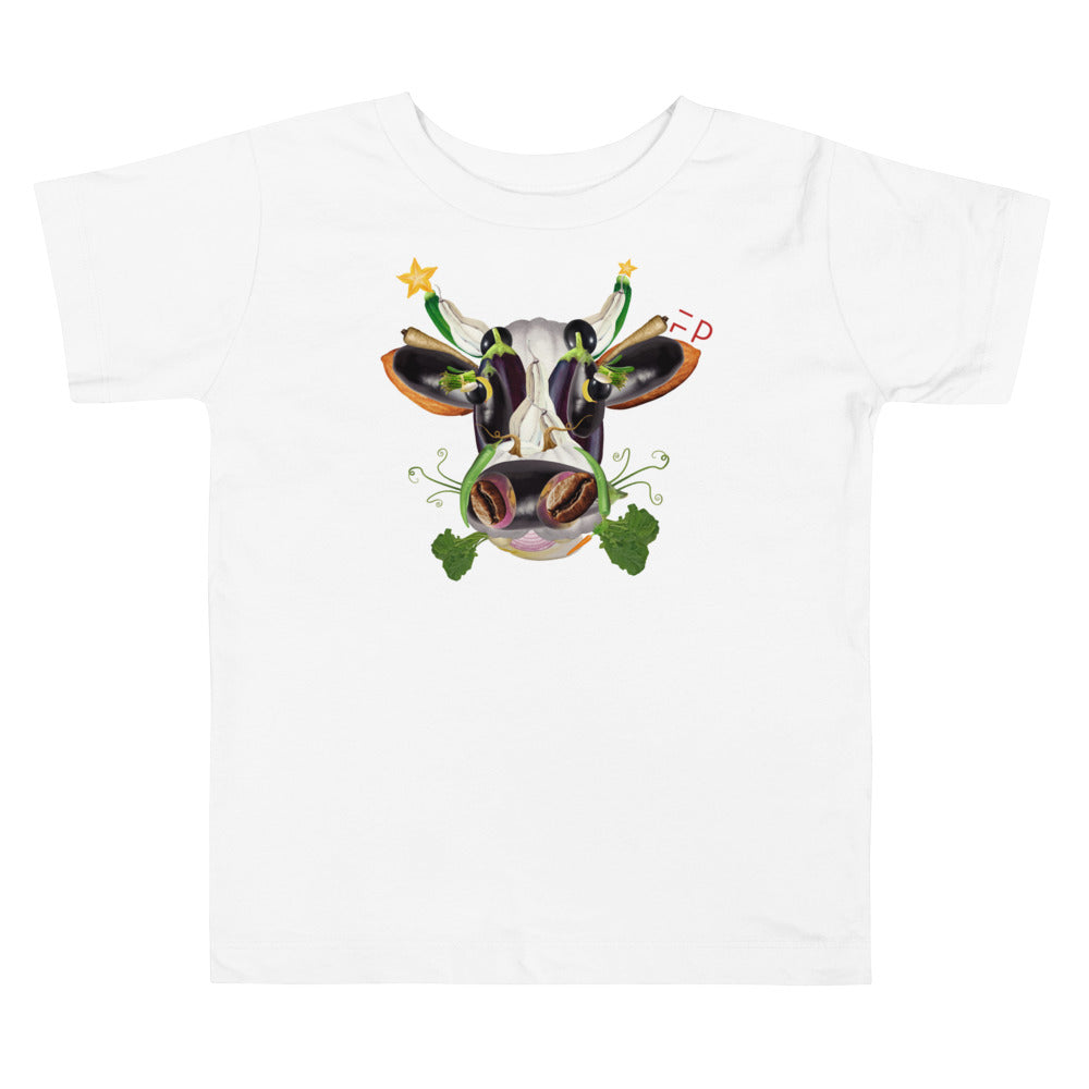 Little Cow | Toddler Tee - FacePlant Tees