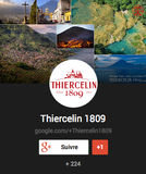 Pop up Google+ de Thiercelin