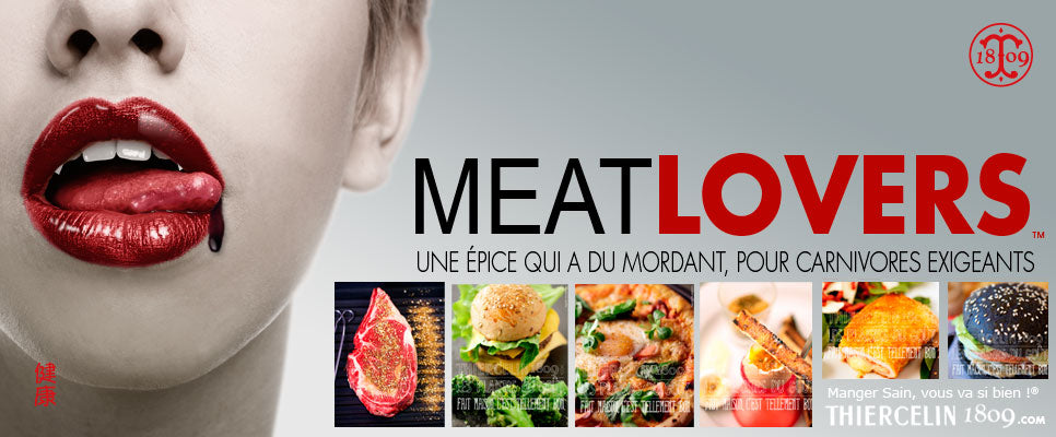 Meat Lovers de Thiercelin