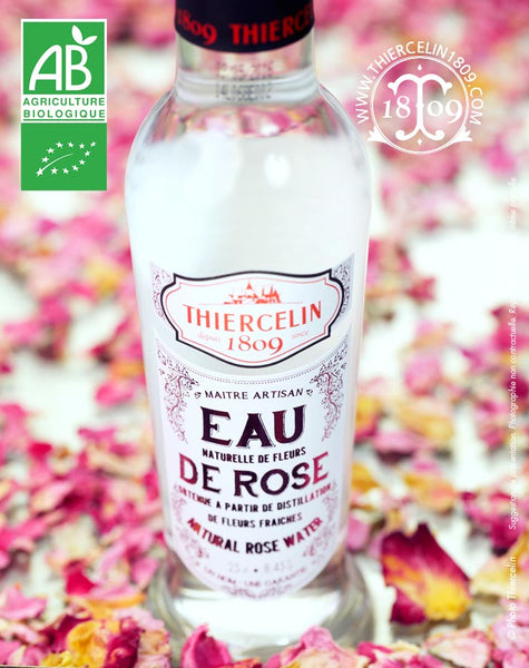Eau de rose BIO - Thiercelin