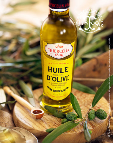 Huile d'Olive, vierge extra - Thiercelin