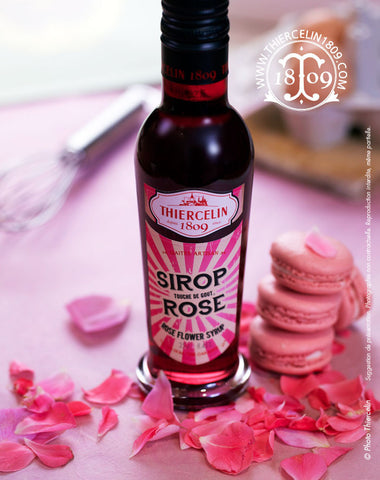 Sirop à la rose - Thiercelin