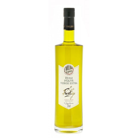HUILE D'OLIVE CUVEE PRESTIGE, vierge extra, France