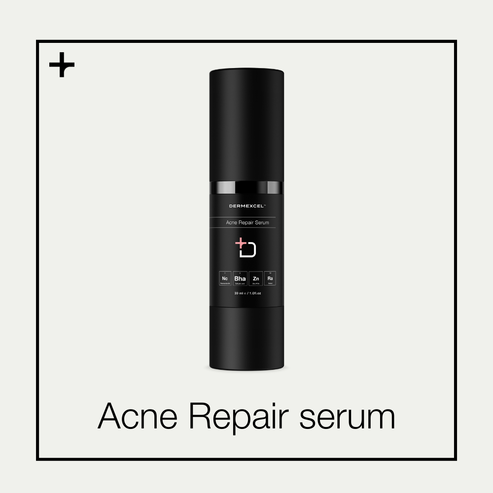 DermExcel Acne Repair serum by Dermal Health Science