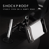 Car Back Seat Rotatable Phone Holder