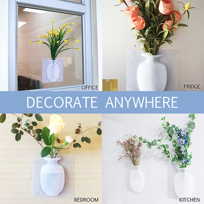 Sticky Vase Home Decor